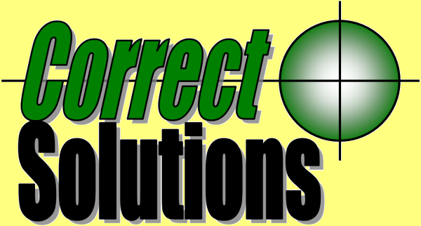 Correct Solutions (Logo)